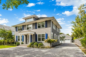 New Construction Six Bedroom Home in Southampton Village